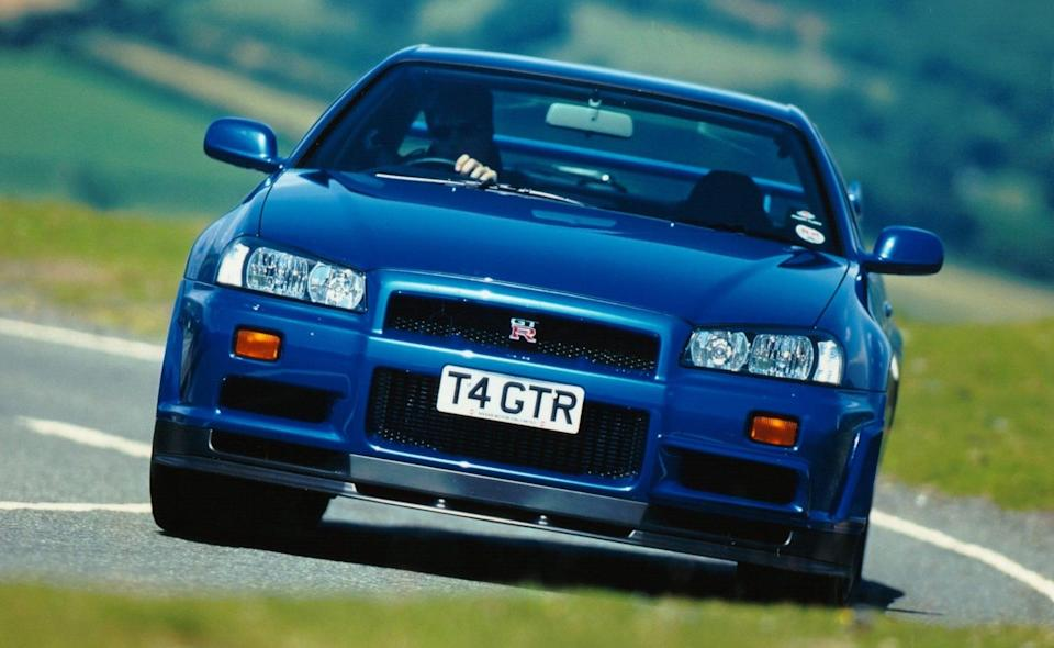 The Skyline is a real icon of motoring