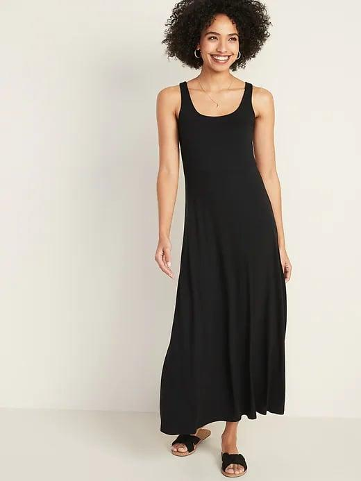 <p><span>Old Navy Scoop-Neck Fit and Flare Maxi Dress</span> ($20-$25, originally $35)</p>