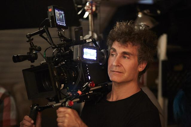 Doug Liman directs the pilot episode of <em>Impulse</em>. (Photo: Erin Keating, courtesy of YouTube Premium)