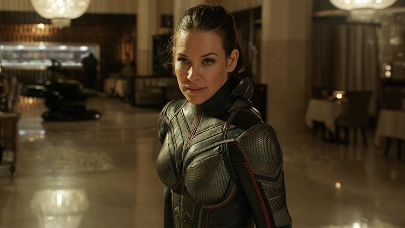 Evangeline Lilly Marvel contract