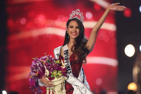 Miss Philippines becomes the new Miss Universe 2018