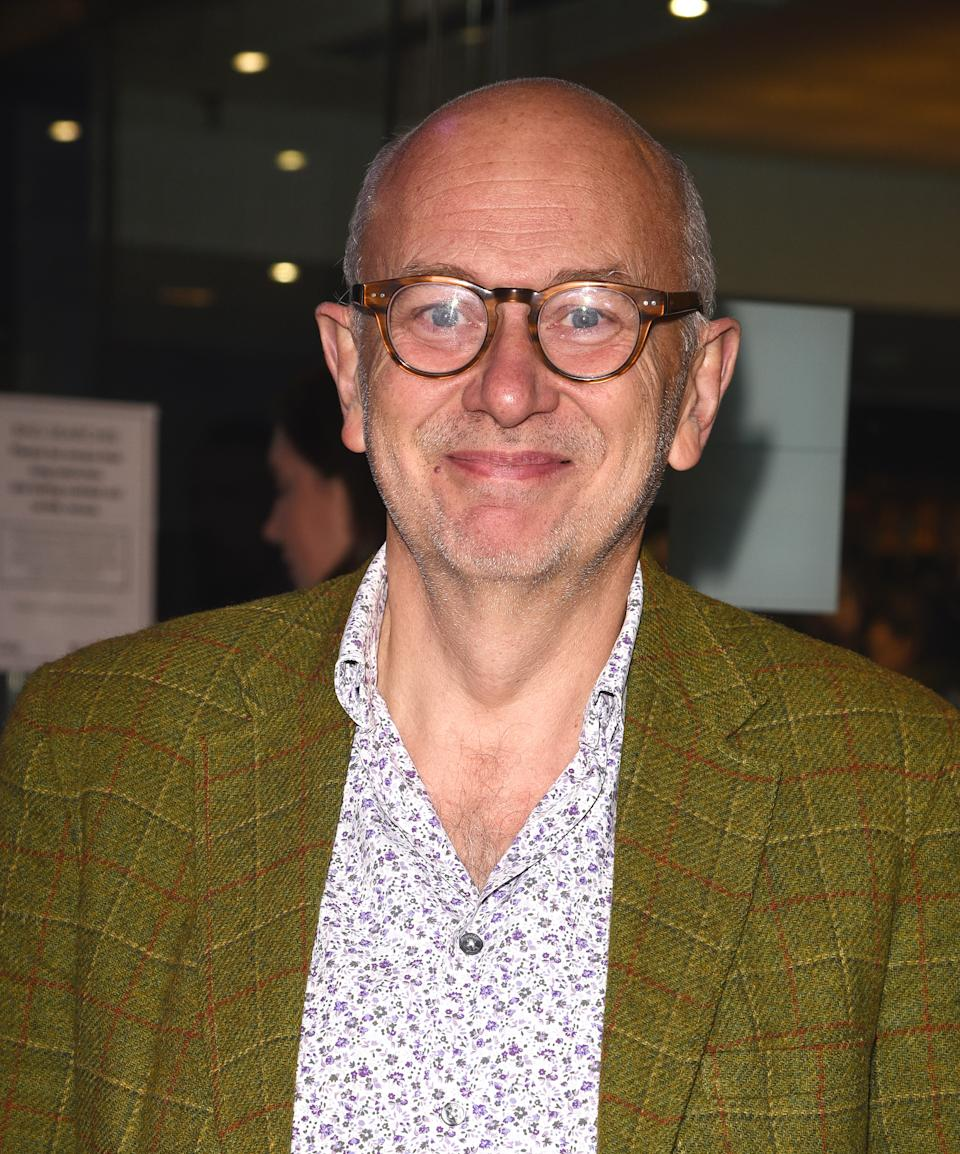 LONDON, UNITED KINGDOM - 2019/10/02: Vincent Franklin at the A Day in the Death of Joe Egg - Press Night at the Trafalgar Studios. (Photo by Keith Mayhew/SOPA Images/LightRocket via Getty Images)
