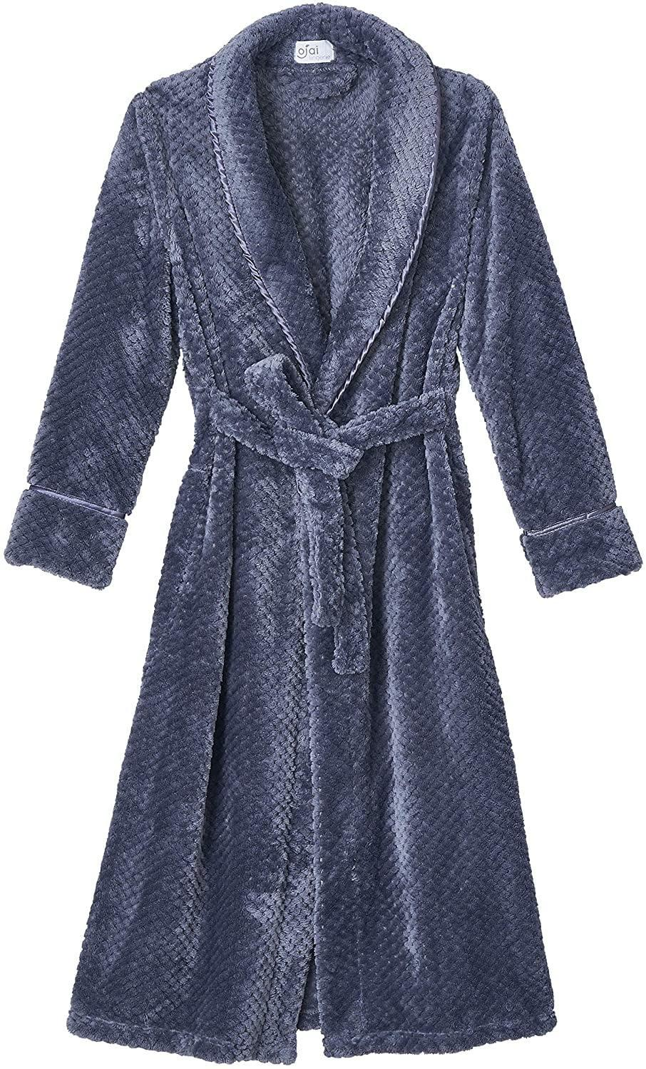 <p>The <span>Ojai Lingerie Ultra Plush Fleece Bathrobe</span> ($164) is the ultimate boujie-meets-cozy vibes find.</p>