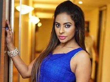 Sri Reddy accused of alleged prostitution, extortion in complaint by Indian Makkal Mandram member Varahi