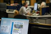 Struggling Latin American newspapers including Mexico's El Universal are increasingly betting on digital subscription models