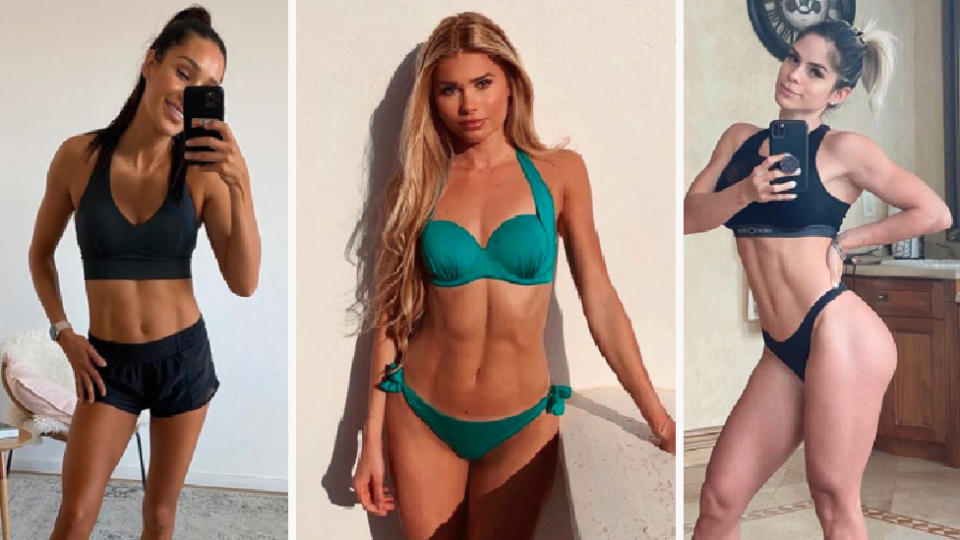 How much are your favourite fitness influencers like Kayla Itsines, Pamela Reif and Michelle Lewin making online? Photo: Instagram