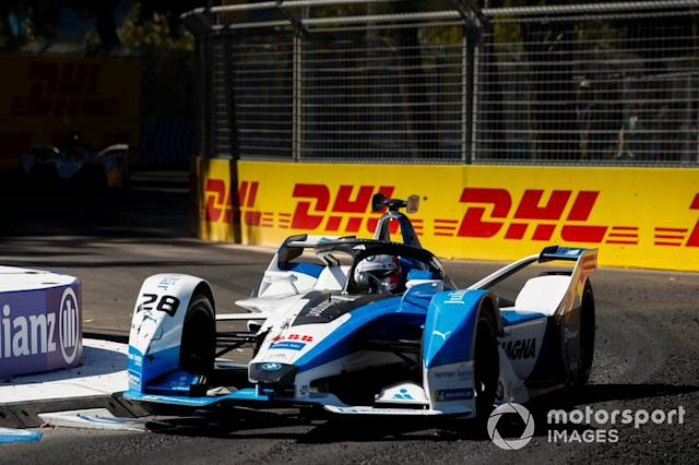 "Antonio Felix da Costa, BMW i Andretti Motorsport, BMW iFE.18 <span class=""copyright"">Joe Portlock / Motorsport Images</span>"
