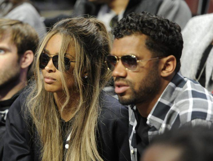 Ciara says ex-boyfriend Future has threatened Seahawks' Russell Wilson
