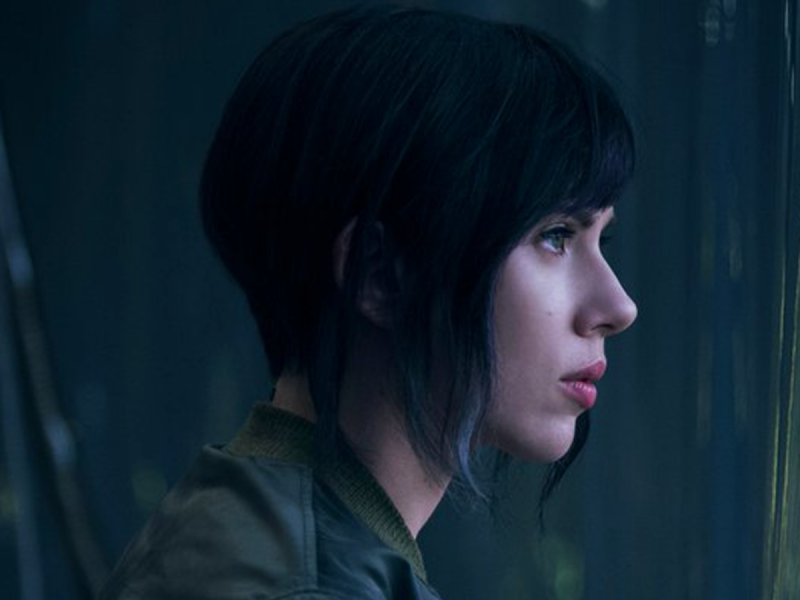 First Trailer For Controversial Ghost In The Shell Starring Scarlett Johansson Drops