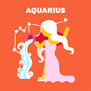 """<p>Rest up now, <a href=""""https://www.womenshealthmag.com/life/a30501519/aquarius-zodiac-sign-traits/"""" rel=""""nofollow noopener"""" target=""""_blank"""" data-ylk=""""slk:Aquarius"""" class=""""link rapid-noclick-resp"""">Aquarius</a>, because your month is going to be jam-packed with fun and social activities. You'll be jumping from BBQs to beach trips to happy hours—and you'll love every second of it.</p><p> It's not all play, though. You'll take a beat to think about what's happening with your career. What is it that you really want out of your job, and are you getting it RN? Just don't make a major change unless you're sure it'll be fulfilling. The full moon on the 22nd shifts you back into 24/7 fun mode, so plan to spend it partying with your friends.</p>"""
