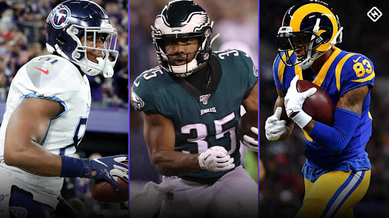 2020 Fantasy Football Sleepers: One breakout pick from every team