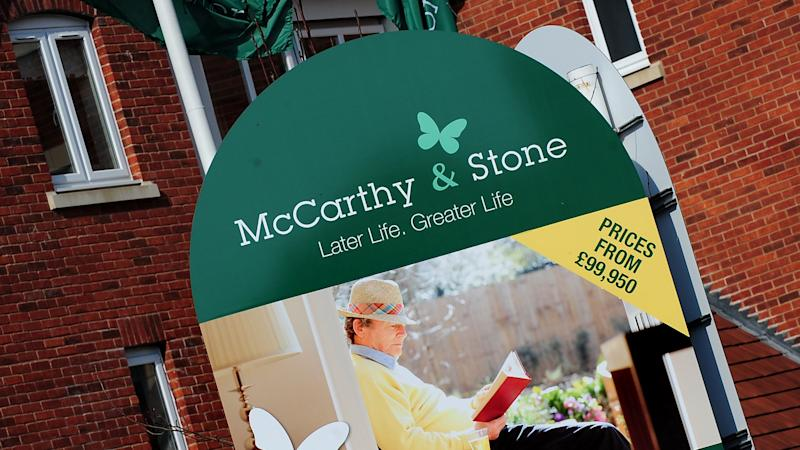McCarthy & Stone sees profits slump and warns over first half hangover