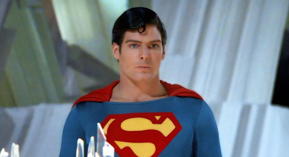 Christopher Reeve returns for Superman II (Warner Brothers).