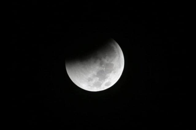 Lunar Eclipse Marks Moon Landing's 50th Anniversary; Partial Eclipse to Grace Skies