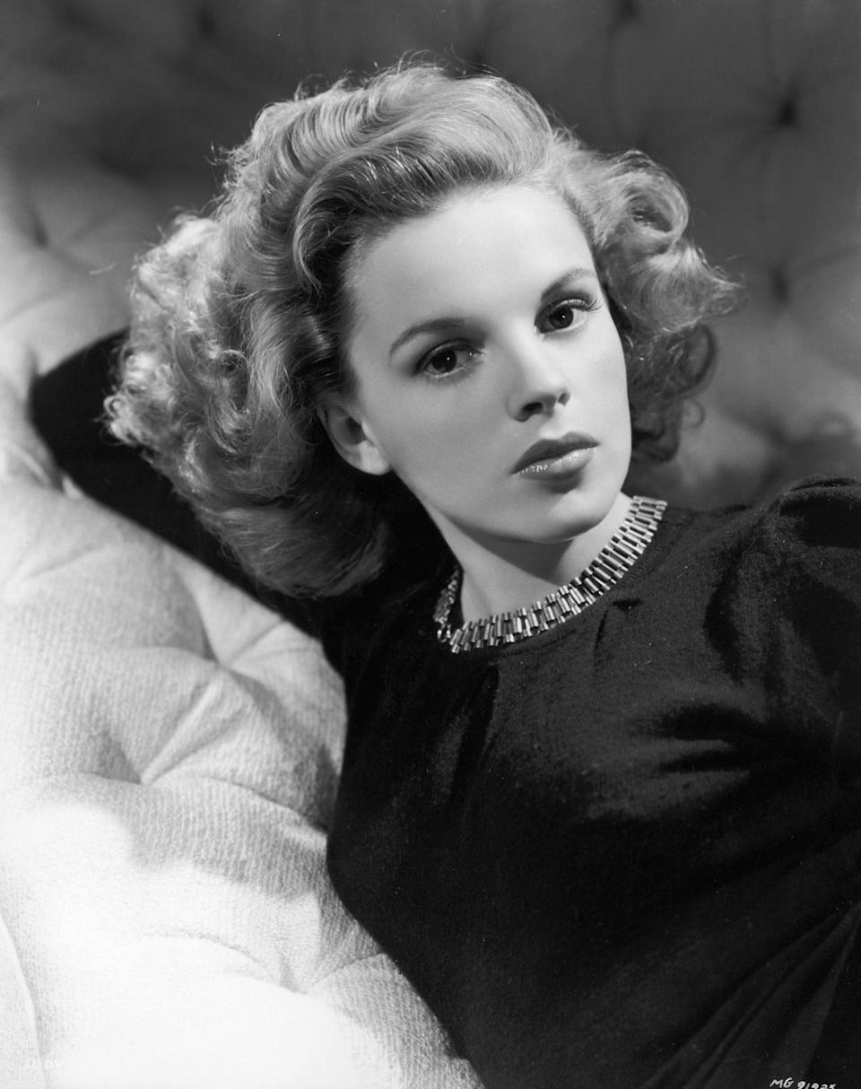 <p>When Judy Garland won the Cecil B. DeMille Award in 1962, she became both the youngest person and first female to do so.</p>