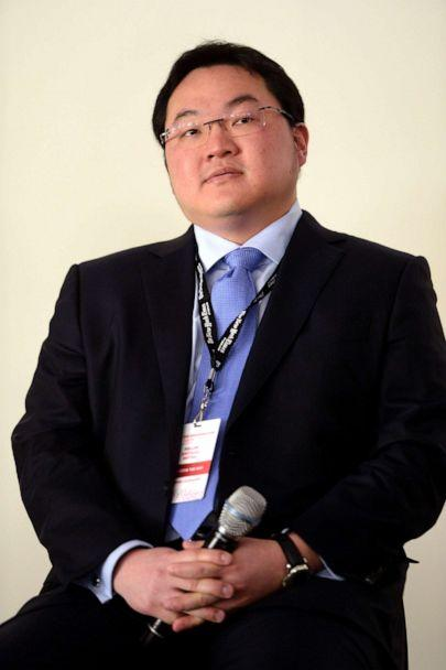 PHOTO: Jho Low, C.E.O., Jynwel Captial Limited and Co-Director Jynwel Charitable Foundation Limited, speaks a conference on May 29, 2014, in San Francisco. (Michael Loccisano/Getty Images for New York Times)