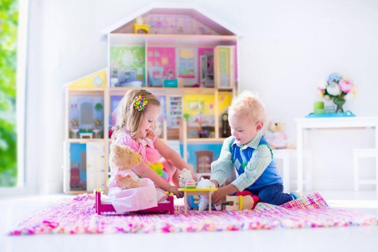 Why are toys still gender specific? [Photo: Getty]