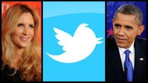 'Screw Them,' Ann Coulter Says of Critics of Her Tweets Calling Obama a 'Retard'