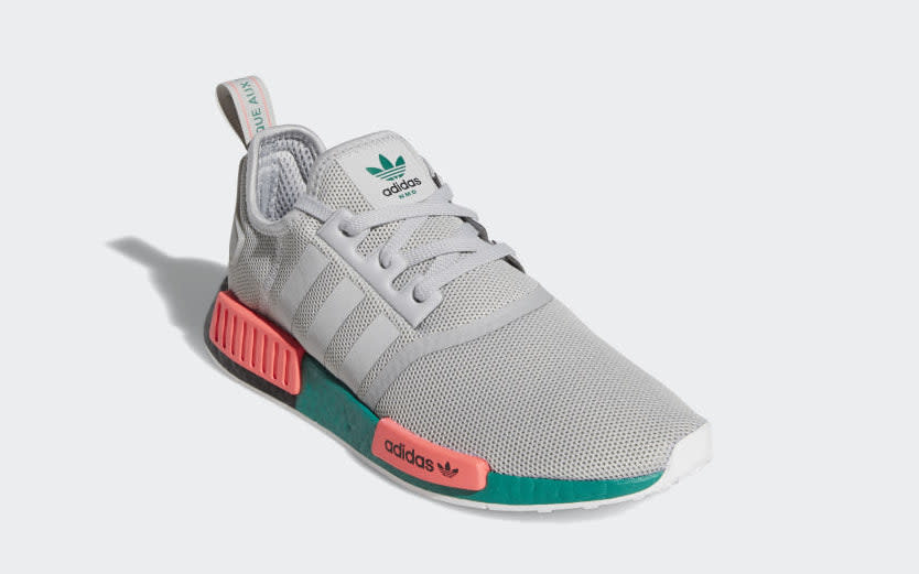 The popular Adidas NMD_R1 shoes are now discounted at 30% off their original price
