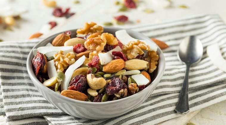 brain function, brain foods, eating healthy, lovneet batra, walnuts benefits for brain, almonds for memory, memory foods, indianexpress.com, indianexpress, board exams, exam stress, brain power, mishri, curd for brain health,