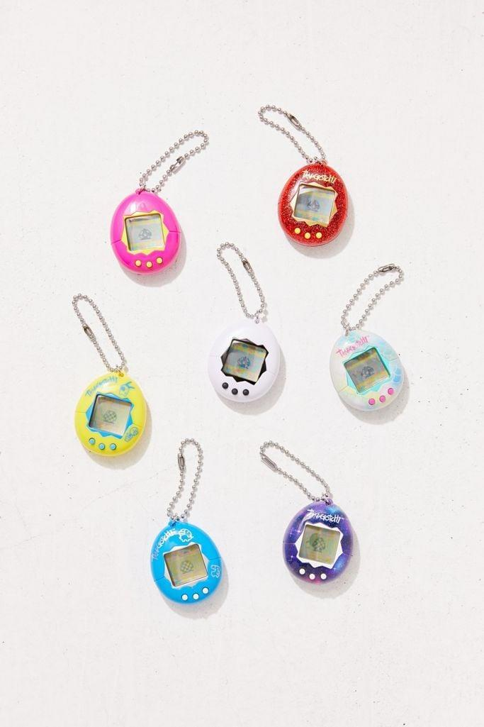 <p>Your tweens and teens can relive one of your favorite past times by owning one of these <span>Tamagotchis</span> ($25)!</p>
