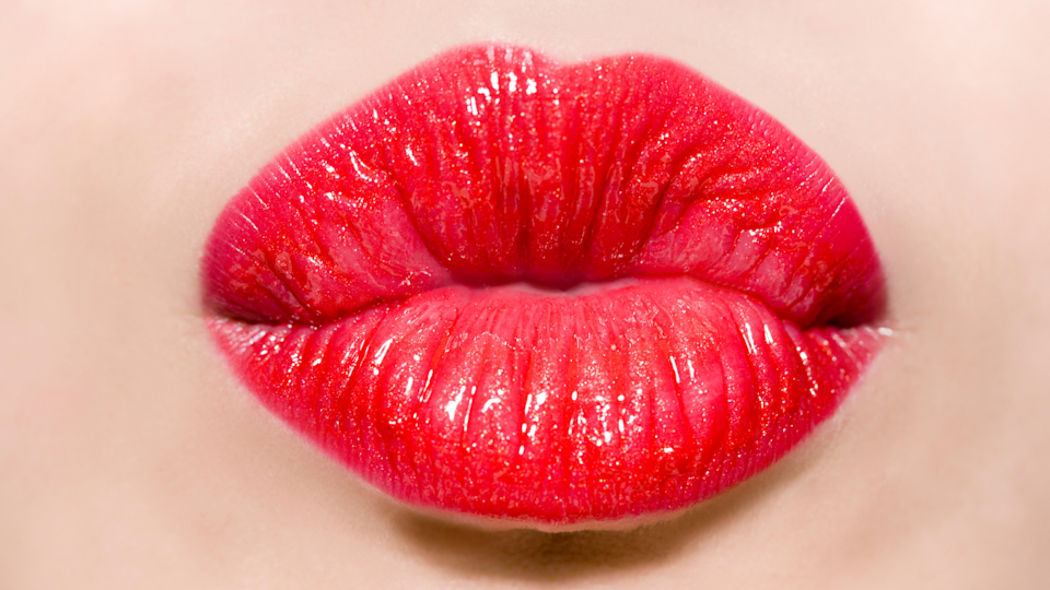 Grab yourself a free lipstick this weekend. Photo: Getty