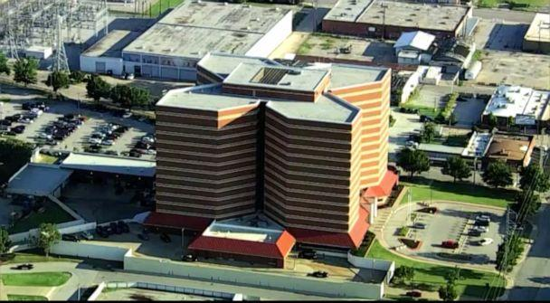 PHOTO: Pablo Daniel Robledo escaped from the 12th floor of Oklahoma County Jail. (KOCO)