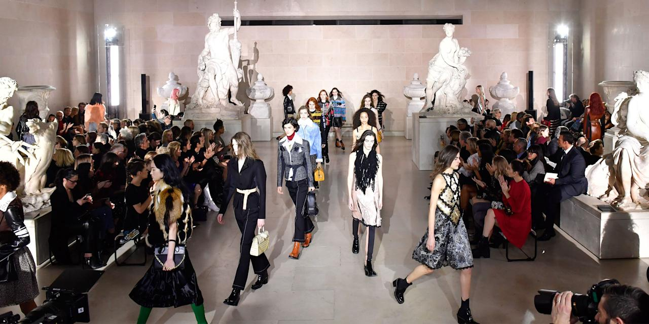 <p>As Fashion Month embarks upon its final leg in Paris, stay tuned as we track the best runway looks from the top collections. From Saint Laurent to Chanel and all that's in-between, see the standout looks for Fall 2017.</p>