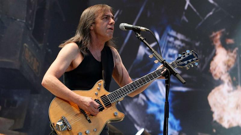 AC/DC founder and guitarist Malcolm Young dead at 64