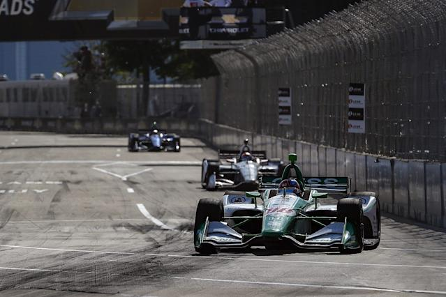 Detroit GP cancelled as calendar shake-up announced