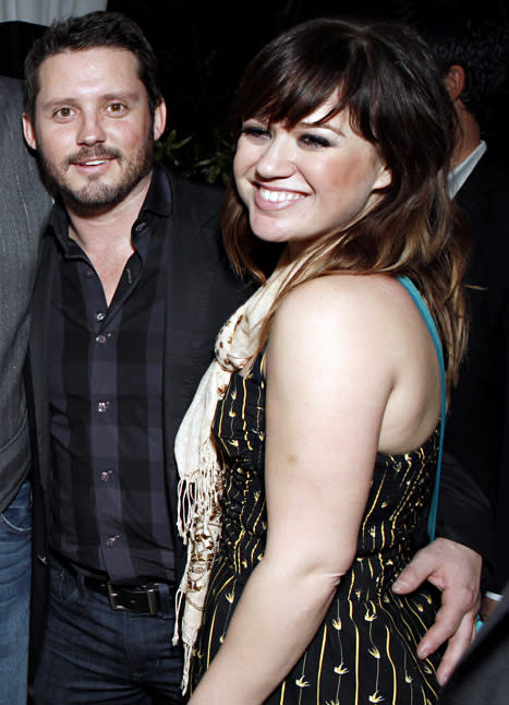 """Kelly Clarkson: Boyfriend Brandon Blackstock and I Are """"So Getting Married"""""""