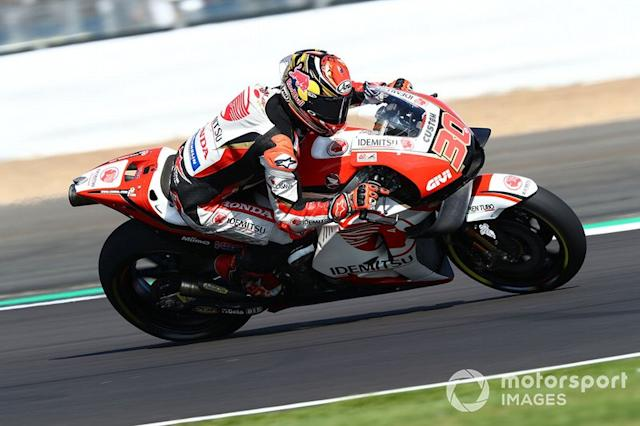 "Takaaki Nakagami, Team LCR Honda <span class=""copyright"">Gold and Goose / LAT Images</span>"