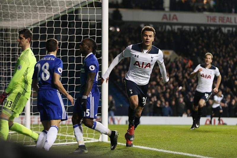Photo: Tottenham Hotspur FC via Getty Images