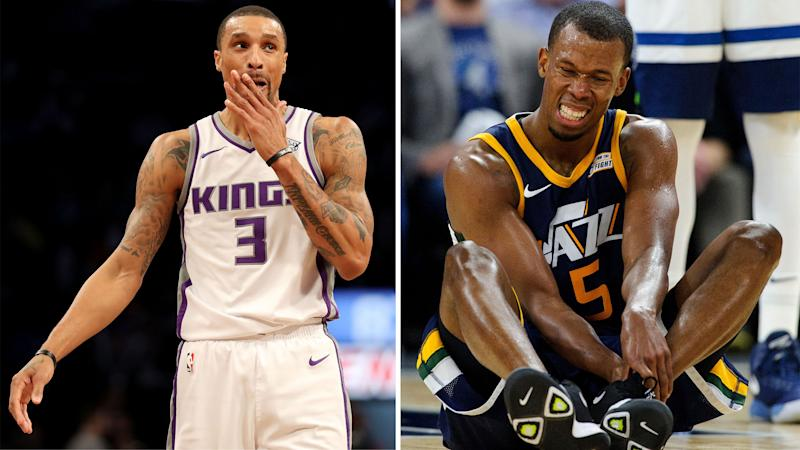Cavs acquire Rodney Hood and George Hill in 3 team trade