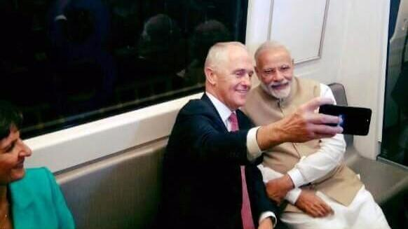 Glad Our Decisions Are Not Subject to DRS: Modi to Aus PM
