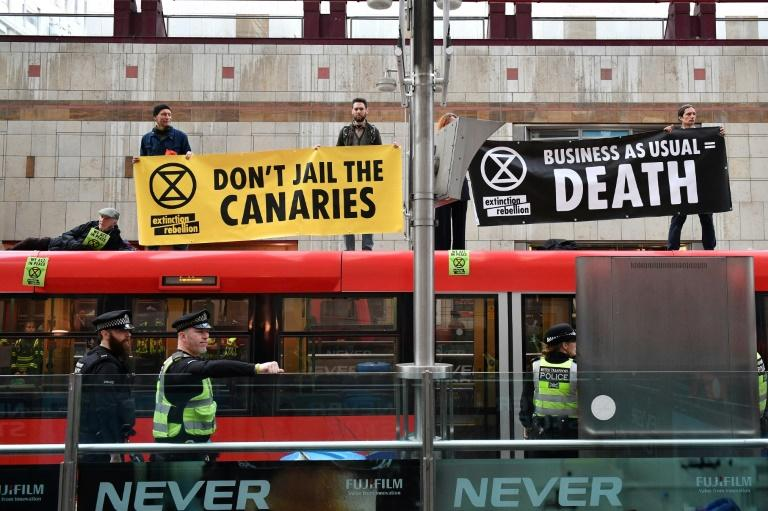 Banner-wielding climate change activists have repeatedly sought to make politicians prioritise tackling environmental change to save the planet from irreparable damage