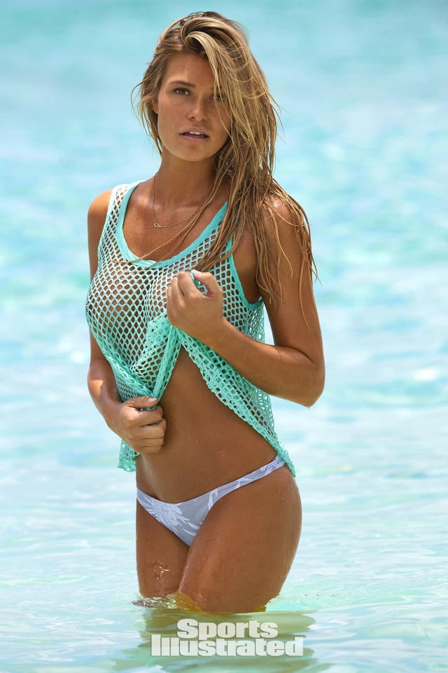 "<p>Samantha Hoopes was photographed by Ben Watts in Curacao. Swimsuit by <a href=""http://www.anrdoezrs.net/links/8148014/type/dlg/sid/SISWIMsamhoopes/http://www.revolve.com/mikoh/br/05d7b5/?navsrc=left"" rel=""nofollow noopener"" target=""_blank"" data-ylk=""slk:MIKOH"" class=""link rapid-noclick-resp"">MIKOH</a>, available at <a href=""http://www.anrdoezrs.net/links/8148014/type/dlg/sid/SISWIMsamhoopes/http://www.revolve.com/mikoh/br/05d7b5/?navsrc=left"" rel=""nofollow noopener"" target=""_blank"" data-ylk=""slk:revolve.com"" class=""link rapid-noclick-resp"">revolve.com</a>.</p>"