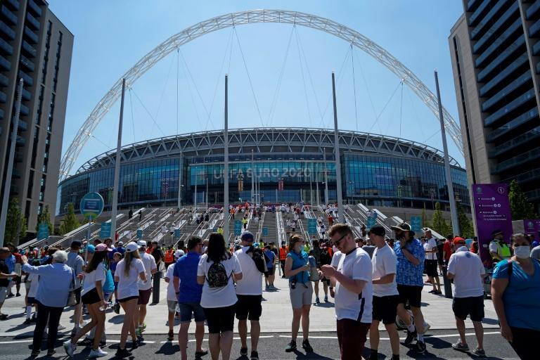 More than 60,000 supporters will be able to attend the semi-finals and final of Euro 2020 at Wembley