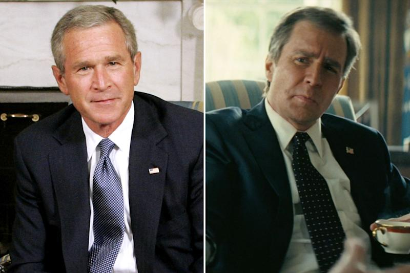 All in the Family! Sam Rockwell Is Related to George W. Bush — Who ...