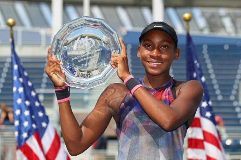 American teen Gauff, 15, turfs idol Venus Williams out of Wimbledon
