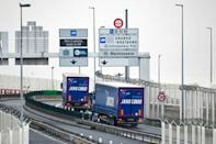 Brexit added to delays for shipping goods into Britain