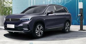 New ET5 High Speed SUV Electric Vehicle