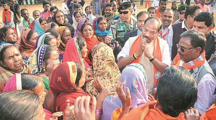 Jharkhand elections, Raghubar Das, jharkhand assembly polls, jharkhand cm, jharkhand polling, jharkhand lynching, jharkhand tabrez khan lynching, indian express