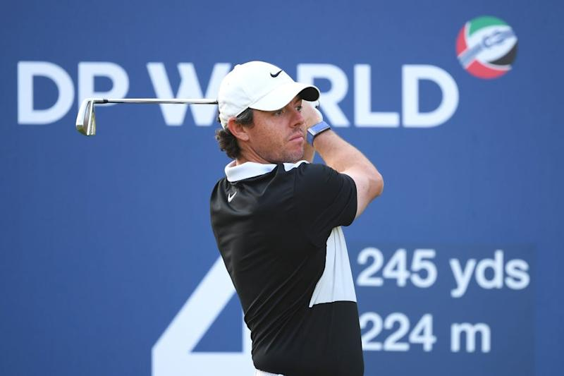 Rory McIlroy can't win his fourth Race to Dubai, but he is more than content with what he has achieved in 2019