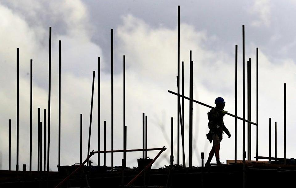 Builder Galliford Try has seen a return to profit and said it is successfully managing material shortages and price hikes amid supply chain problems. (Gareth Fuller/PA) (PA Archive)