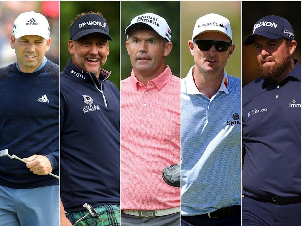 Padraig Harrington has named his Ryder Cup wild cards (PA) (pa)
