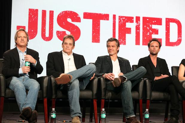 'Justified' Showrunner Explains Decision to End Show, Cast Pays Tribute to Elmore Leonard