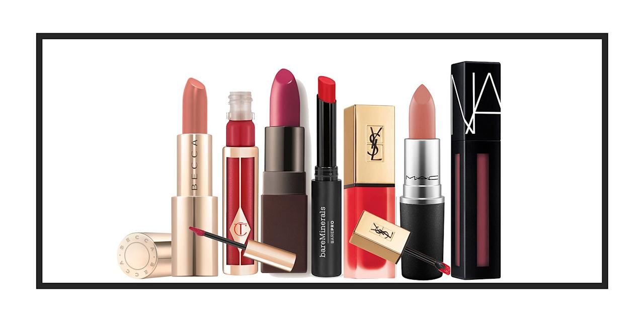 """<p>Finding a long-lasting, smudge-proof lipstick that survives all night is no mean feat - unless you're channelling the freshly-smooched lips from <a rel=""""nofollow"""" href=""""https://www.harpersbazaar.com/uk/beauty/a26337615/oscar-de-la-renta-backstage-beauty-tom-pecheux/"""">Oscar de la Renta's autumn/winter 2019 runway</a>, that is.</p><p>So whether you need a lipstick that is kiss-proof for date night, doesn't disappear as soon as you have something to eat or simply lasts as long as you do in the office, these are the foolproof formulas we love... </p><p>And if you want to <a rel=""""nofollow"""" href=""""https://www.harpersbazaar.com/uk/beauty/make-up-nails/news/g25712/best-red-lipsticks/"""">find the right red lipstick for your skin tone, click here</a>.</p>"""