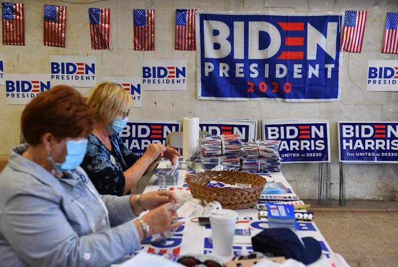 Biden's campaign has changed course on canvassing. Is it too late?