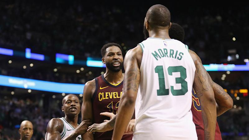 eef780c484c2 Thompson confident Cavs still top of the east without LeBron